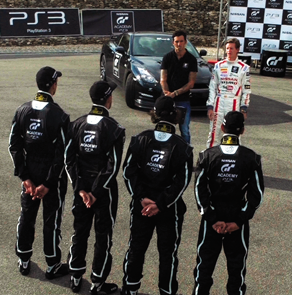 Playstation GT Academy